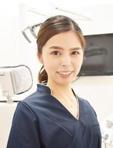 町屋メディウム歯科 歯科医師 貞森 玲奈