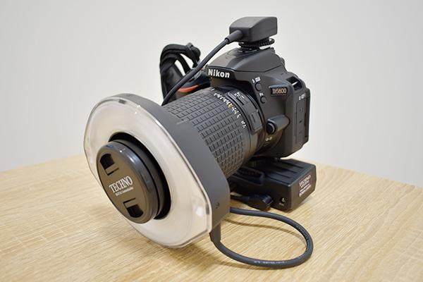 町屋メディウム歯科 口腔内撮影用カメラ